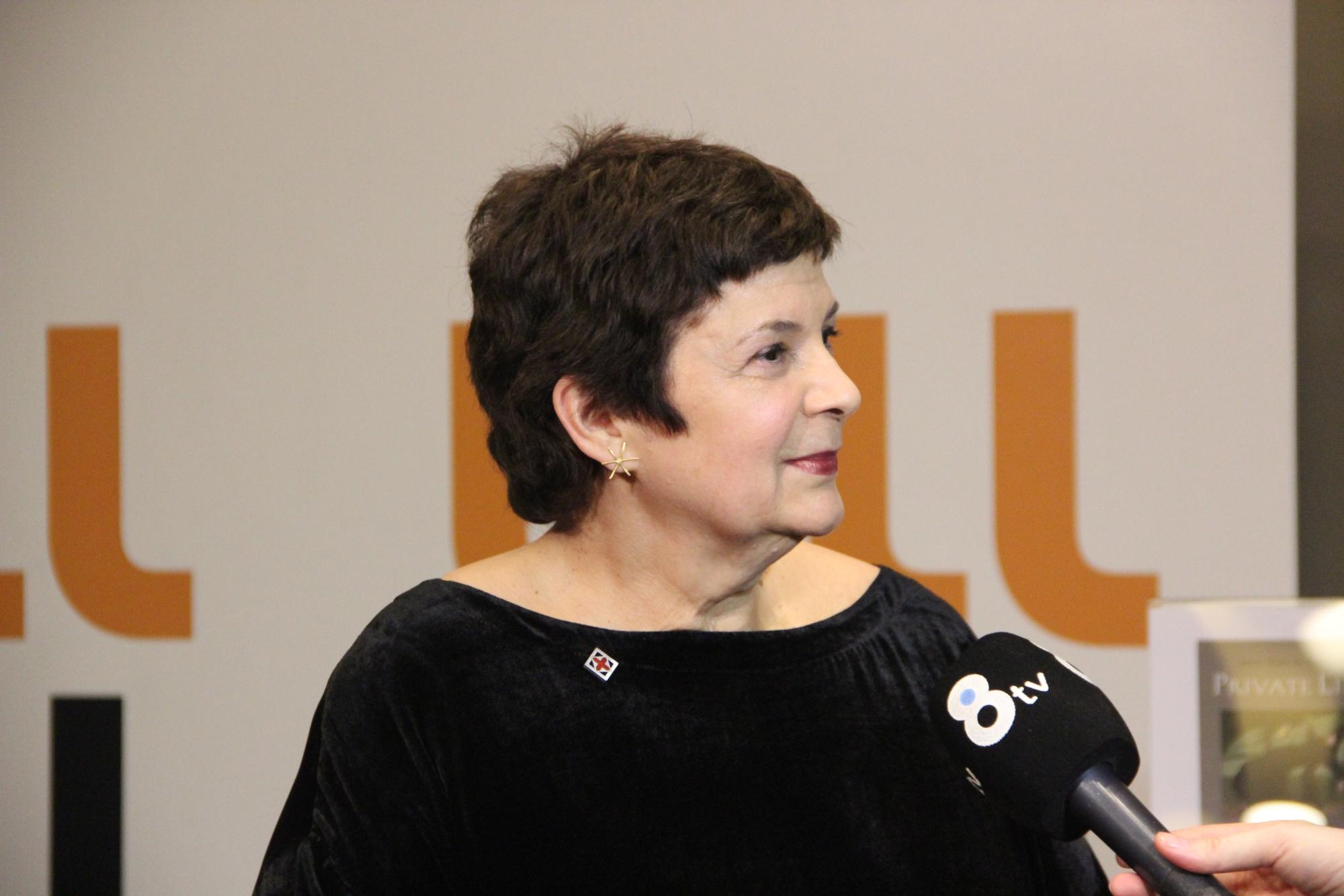 La traductora Mary Ann Newman, guardonada amb el Premi Internacional JB Cendrós