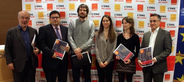 Presentació de l'informe de discriminacions lingüístiques de la Plataforma per la Llengua.