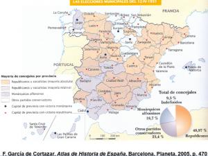 Mapa electoral república