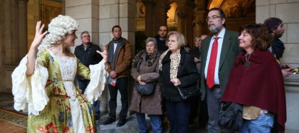 Sant Jordi Ajuntament bcn