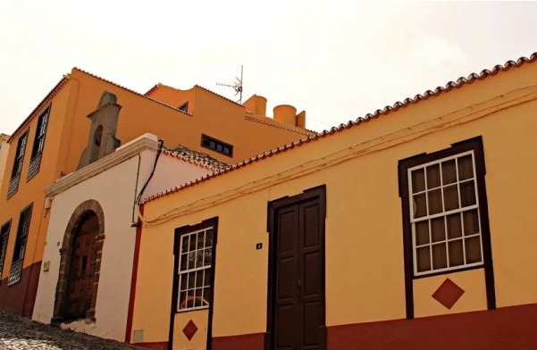 Església de Nostra Senyora de Montserrat a San Andrés y Sauces (Canàries).