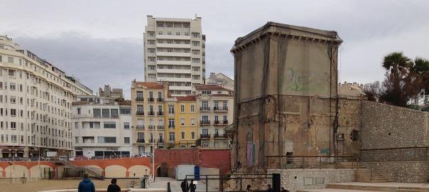 Torre dels Catalans de Marsella (foto: Martí Crespo).