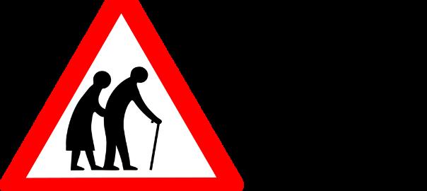 elderly-crossing