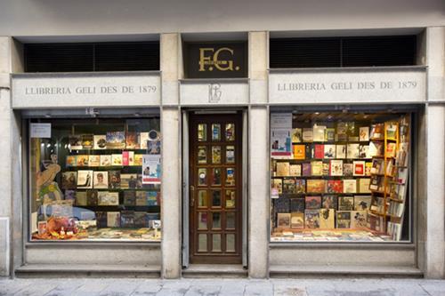 foto llibreria geli