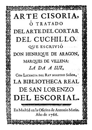 Portada de l'edició de Madrid, 1766.
