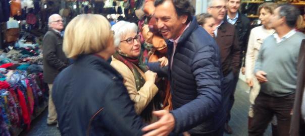 El candidat del PP a les Illes Balears, Mateu Isern.