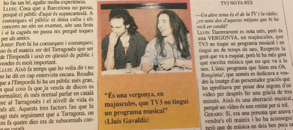 Lluís Gavaldà i Quim Mandado
