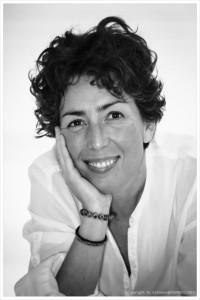 L'escirptora Anna Molina.
