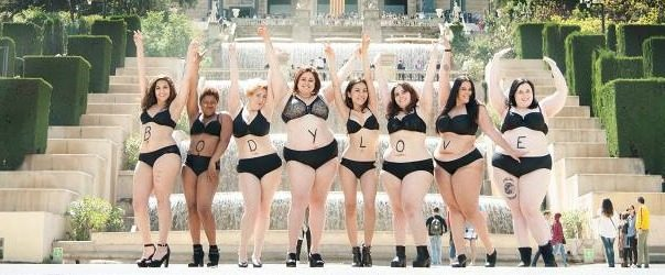 "Fotografia de Silvana Denker per la campanya ""Body Love"""
