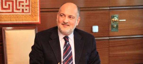 El president del Tribunal Constitucional espanyol, Francisco Pérez de los Cobos.