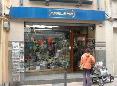 llibreria anglada foto