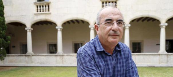 Cristòfol Soler a l'Aplec del Pi de les Tres Branques