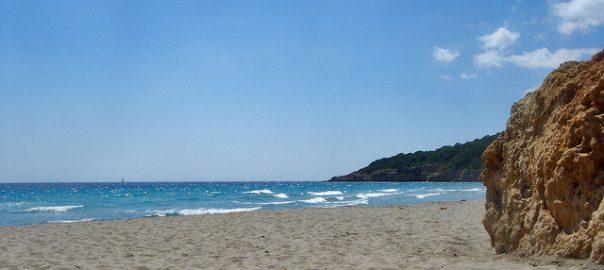 Platja de Binigaus, a Menorca Autor: Boladevidre