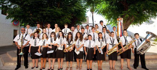 Banda de Música Sant Llorenç de La Galera.