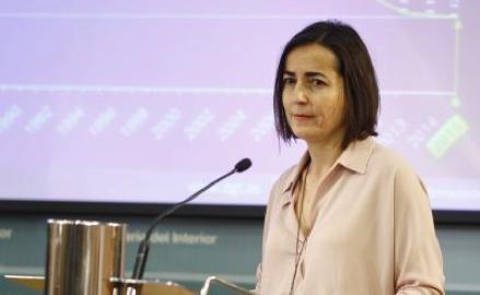 L'ex-directora de la DGT, María Seguí