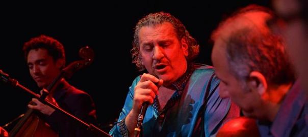 El cantant Ibrahim Keivo.