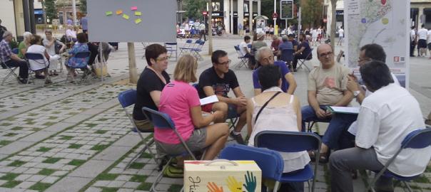 Els debats de la Marxa Som a Sabadell.