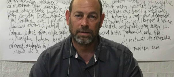 Joan Sala, editor de Comanegra i president de la Setmana del Llibre en Català.