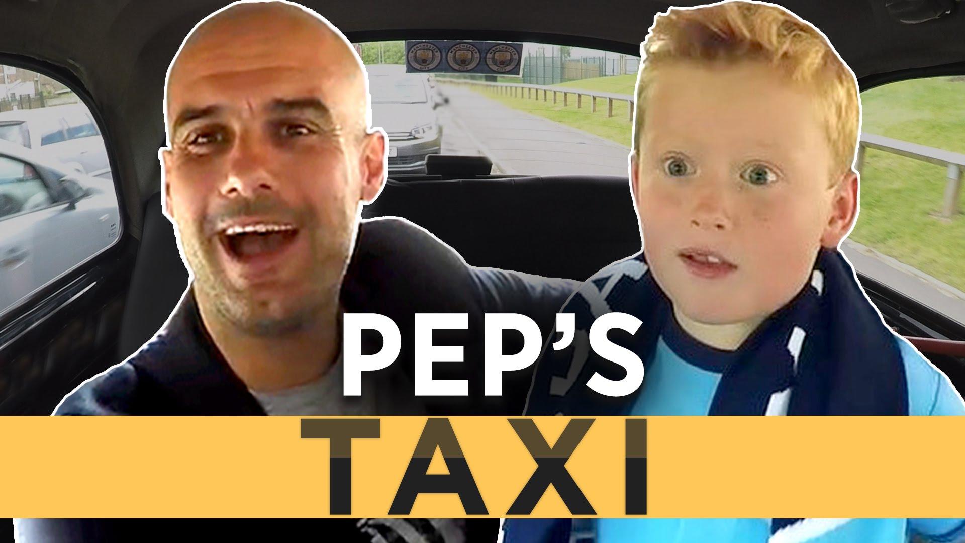 La sorpresa de Pep Guardiola a un petit fan del Manchester City