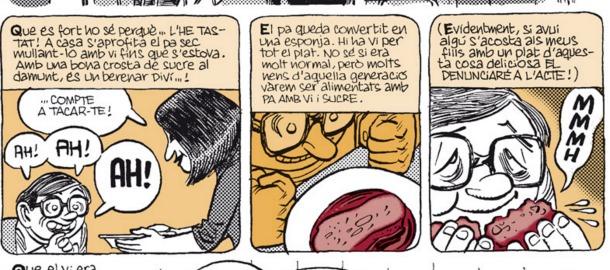 Vin+omic de Manel Fontdevila.