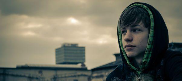Adolescent. Fotografia: Tyrone Daryl.