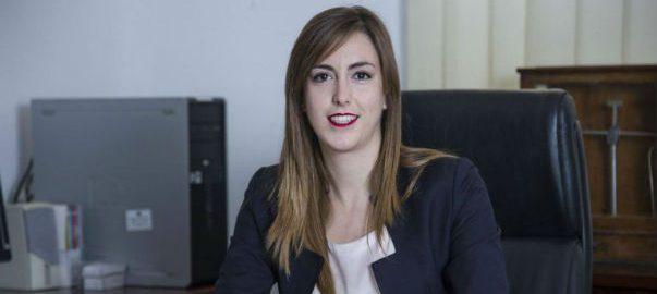 L'ex-regidora de Podem a Alacant, Nerea Belmonte
