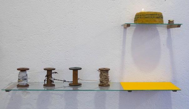 Alícia Casadesús, 'A Joseph Beuys...' 2016.