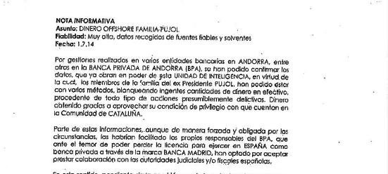 Informe Villarejo