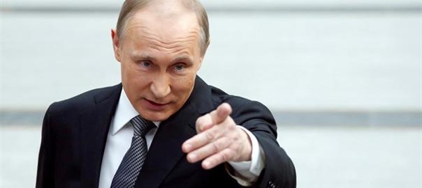 Putin Russia Unida
