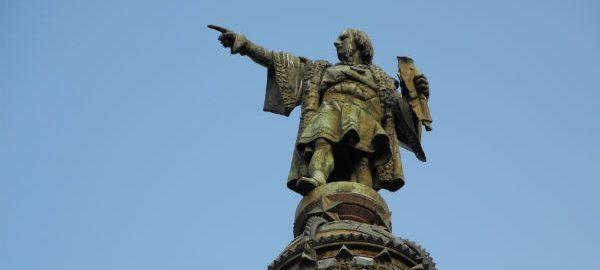 estàtua colon