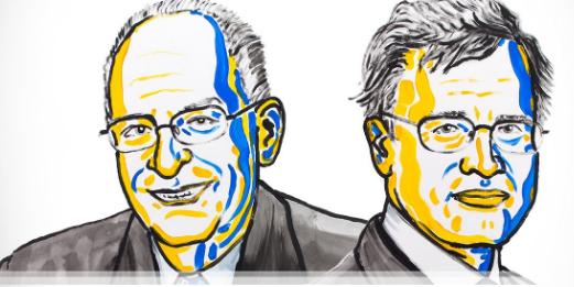 Oliver Hart i Beng Holmström, premiats amb el Premi Nobel d'Economia