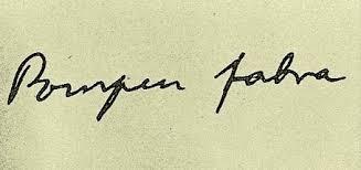 Fabra-signatura