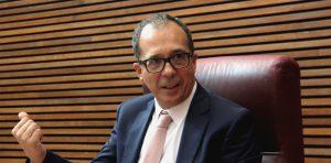 Enrique Soriano serà designat president de la Corporació Valenciana de Mitjans de Comunicació.