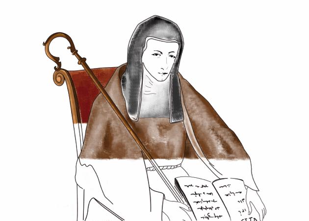Isabel de Villena.