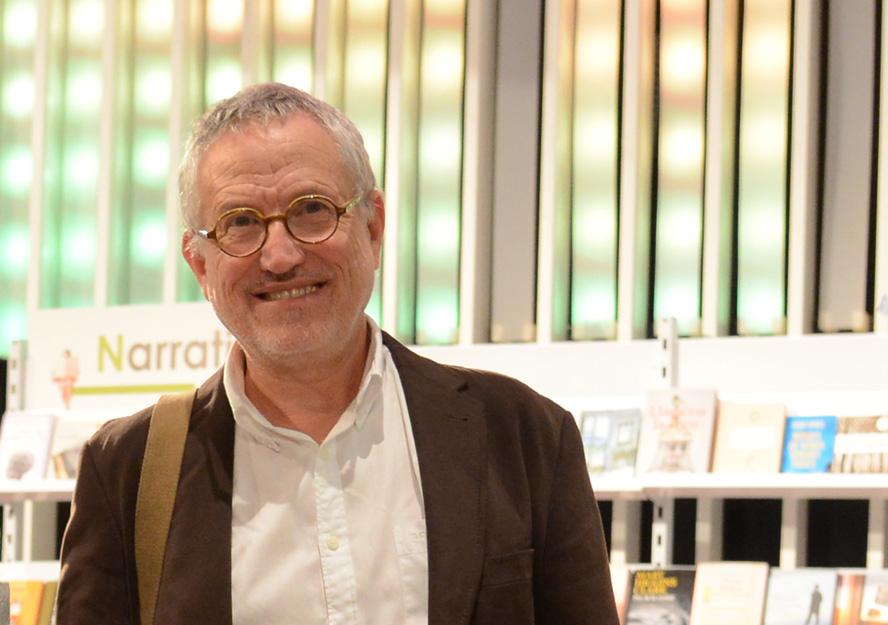 Jesús Figuerola fotografia de © PRATS i CAMPS)