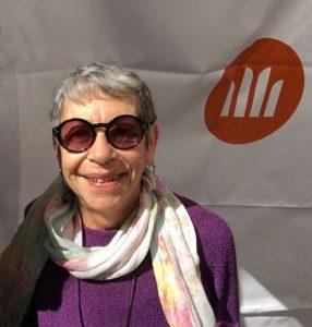 23/04/2016. Maria Antònia Oliver al Sant Jordi, a Barcelona. Foto: PRATS i CAMPS