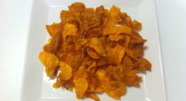xips de moniatos