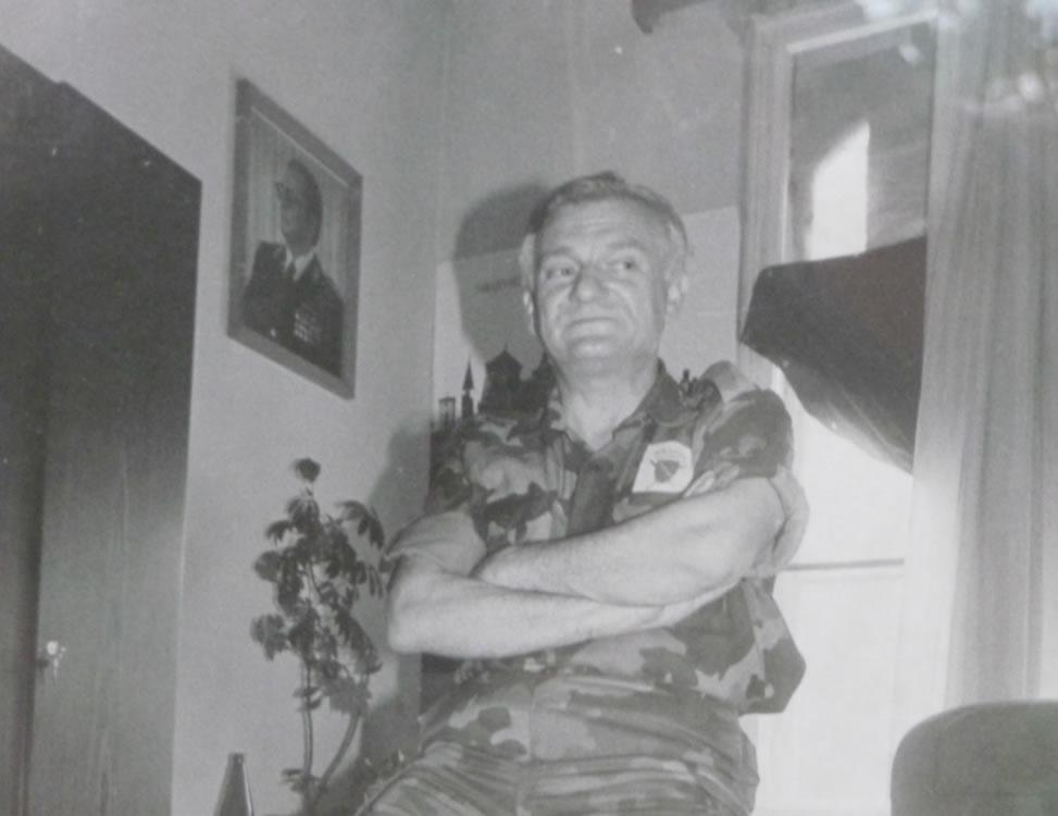 El serbi que va defensar Sarajevo