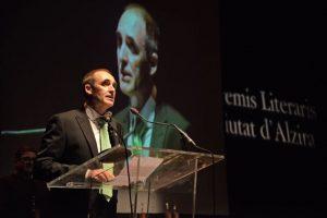 Josep Gregori, l'editor de Bromera. FOTO: ©PRATS i CAMPS.