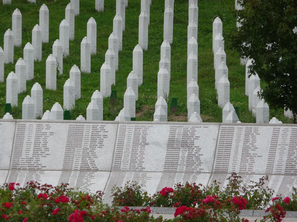 Memorial Srebrenica-Potocari