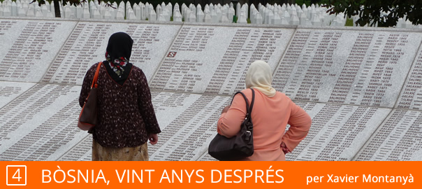 Víctimes de Srebrenica