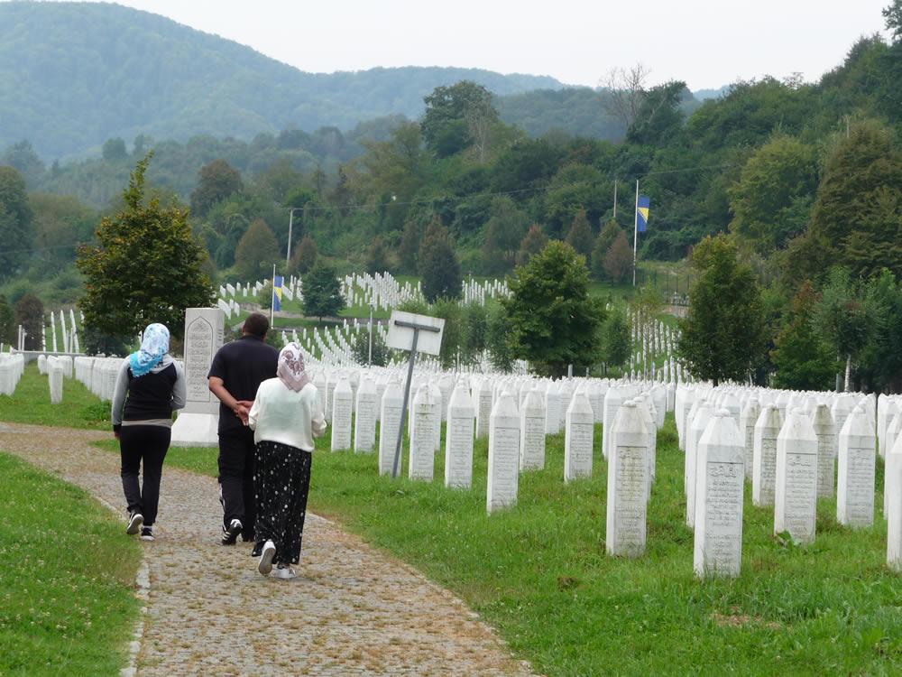 Visita familiar al Memorial