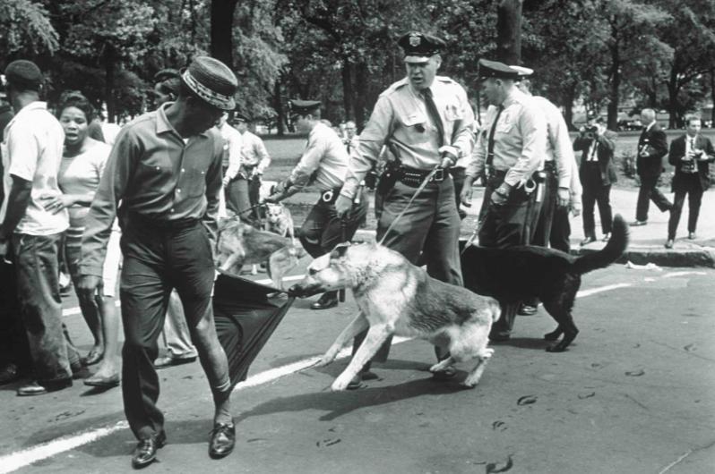 Birmingham, Alabama de Charles Moore (1963)