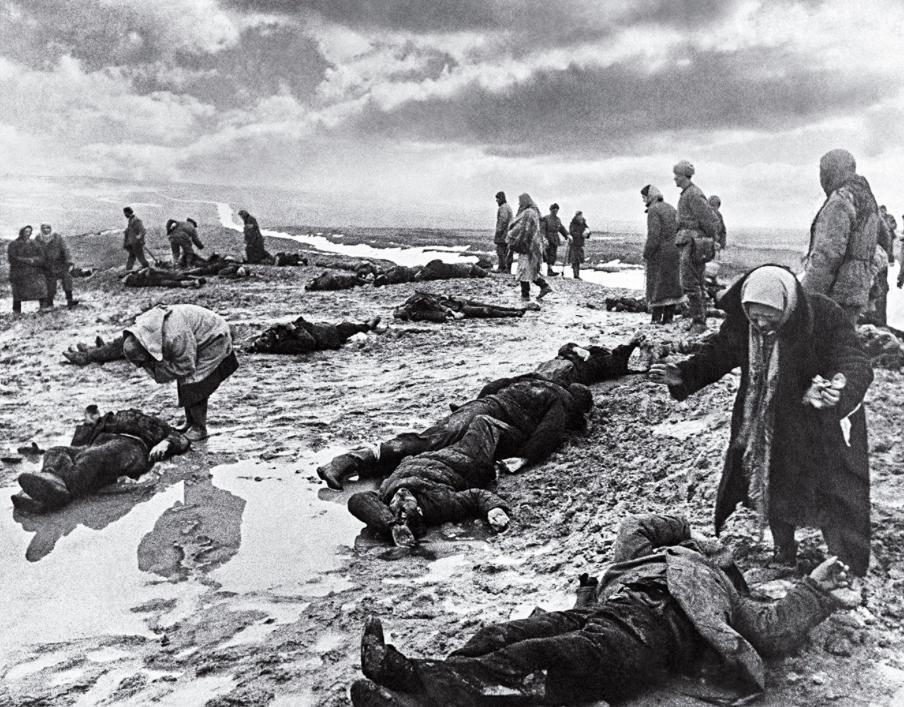 Dol de Dmitri Baltermants (1942)