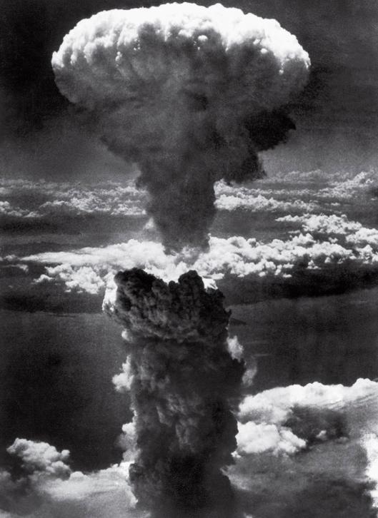 Núvol sobre Nagasaki de Charles Levy (1945)