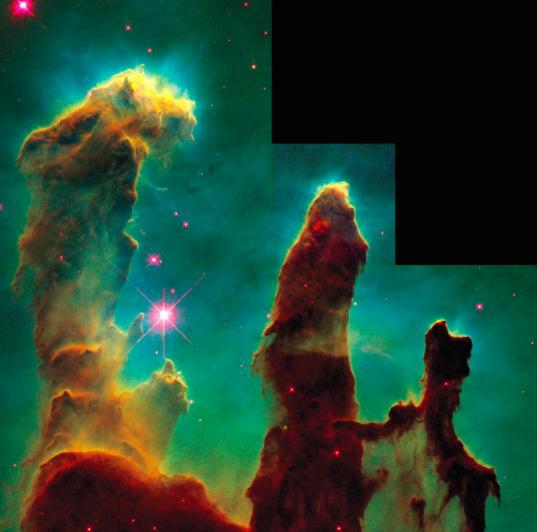 Pillars de la Creació de la NASA (1995)