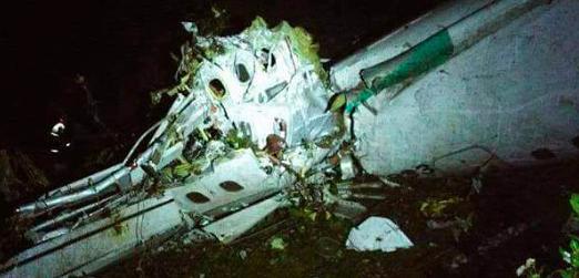 Imatge cedida per defensa civil de Colòmbia