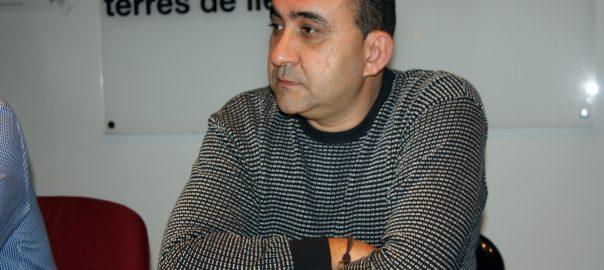Javier Pacheco CCOO