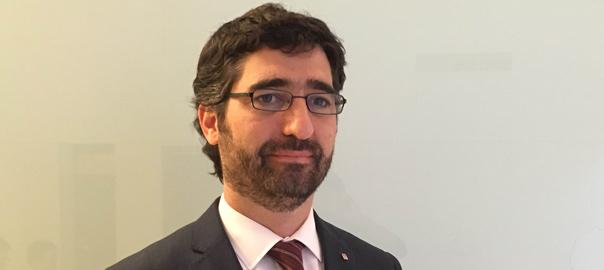 Jordi Puigneró, secretari de Telecomunicacions, Ciberseguretat i Societat Digital