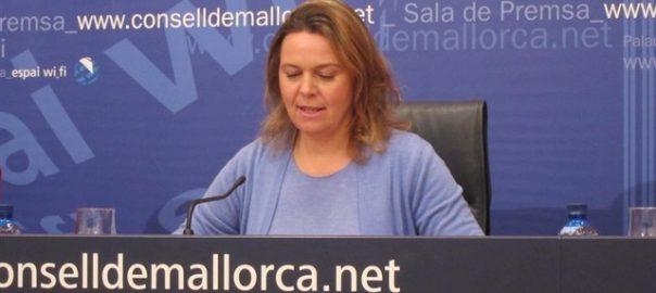 Maria Salom Europa press
